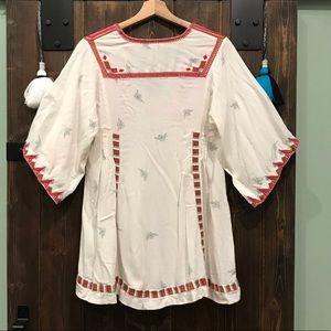 Free People Dresses - Free People Tulum Embroidery Dress Tunic